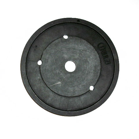 BRUSH SUPPORT DISC