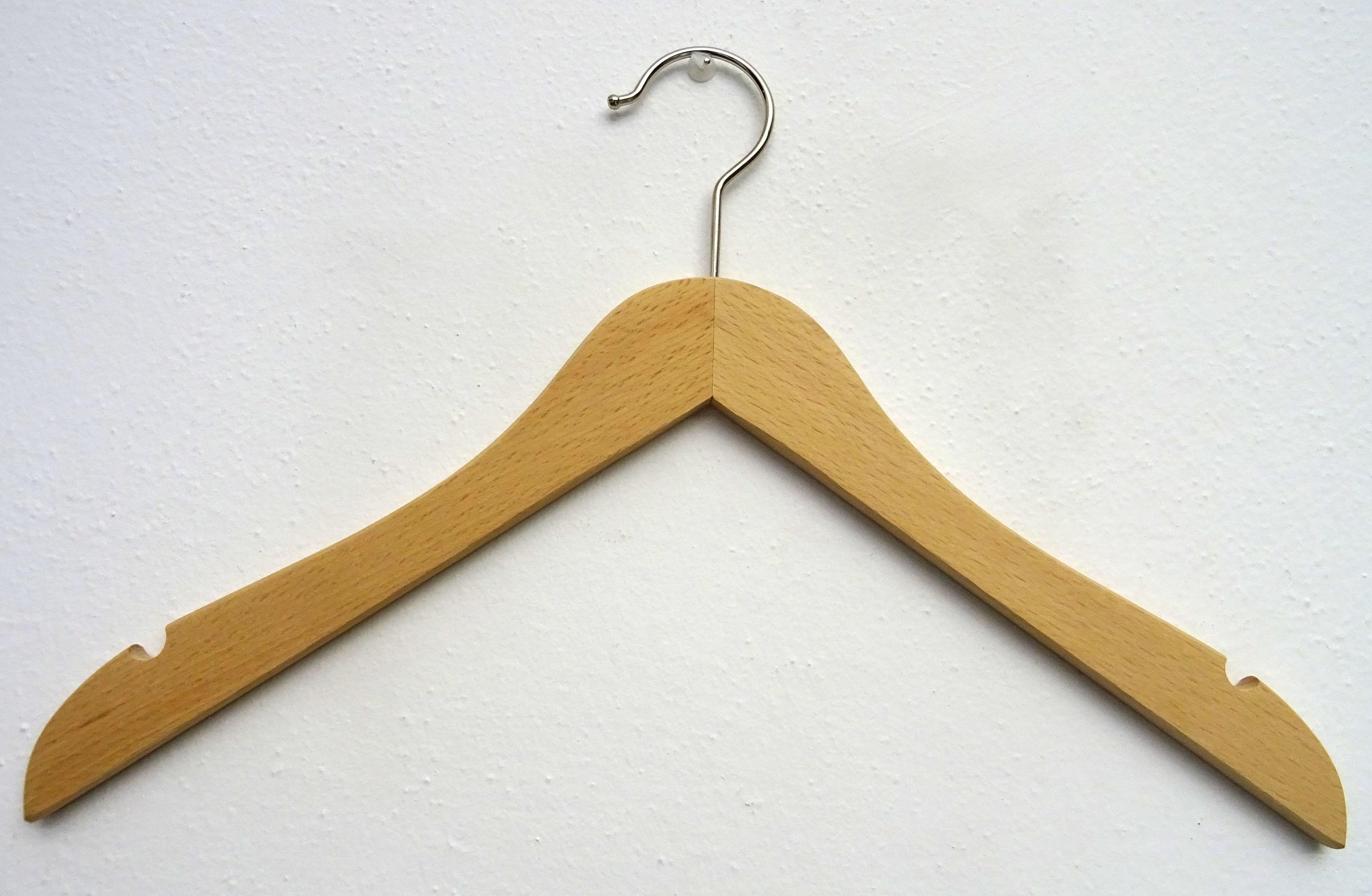 CAMI 40 Wood hangers